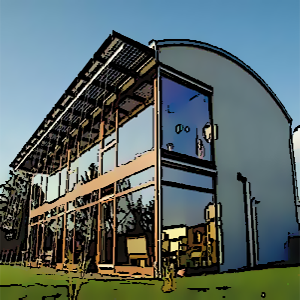 l 39 architecture solaire passive solarpedia. Black Bedroom Furniture Sets. Home Design Ideas